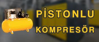 Pistonlu Kompresör